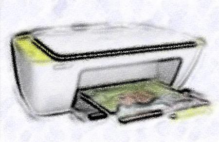 分類圖片 噴墨印表機