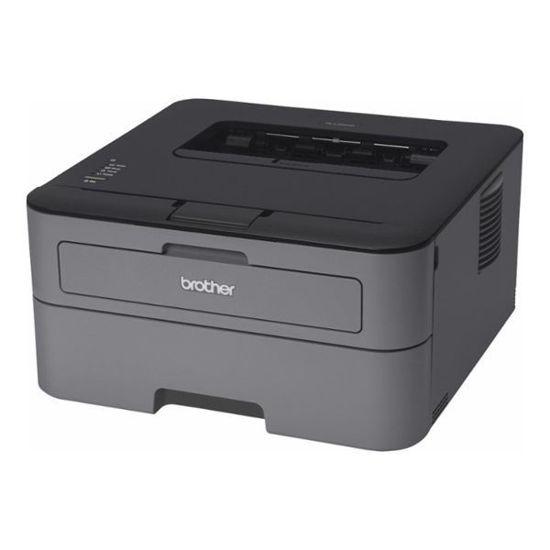 圖片 Brother HL-L2320D 高速黑白雷射自動雙面印表機