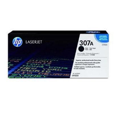 圖片 HP CE740A 原廠黑色碳粉匣