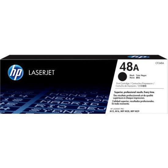 圖片 HP CF248A  原廠黑色碳粉匣