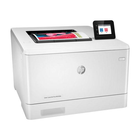 Picture of HP Color LaserJet Pro M454dw 無線彩色雷射印表機