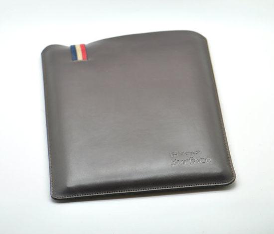 圖片 Surface Pro 超纖皮革保護套◆防掉落設計