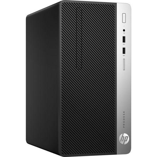 圖片 HP 400 G6 MT i3-9100/8G/256G+1TB/NODVD/W10P/310W/3Y 內建藍芽.Wifi