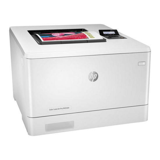 圖片 HP Color LaserJet Pro M454dn 彩色雷射印表機