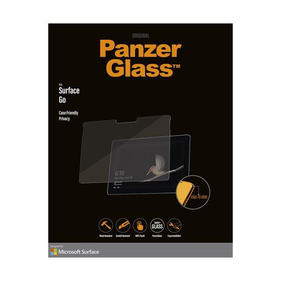 Picture of 北歐嚴選品牌Panzer Glass Surface Go 專用防窺玻璃保護貼 送多功能工具筆