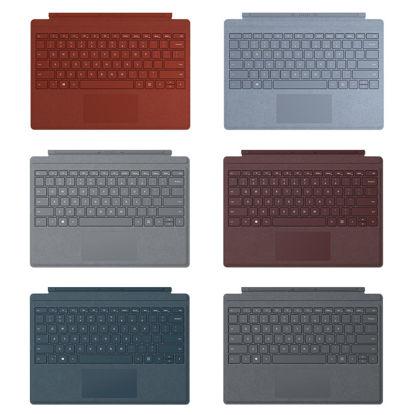 "Picture of ""獨家舊換新""Microsoft Surface Pro Alcantara 鍵盤七色可選 (黑色非Alcantara)"