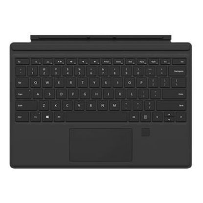 "Picture of ""拆封新品""Microsoft Surface Pro 指紋辨識鍵盤(黑)"