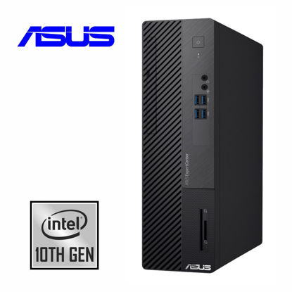 Picture of ASUS D500SA I5-10400/8G/256G SSD/W10P【適合中小企業的高效能,迷你直立式首選】