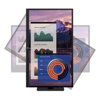圖片 HP P27h G4 27吋 IPS 可旋轉電腦螢幕