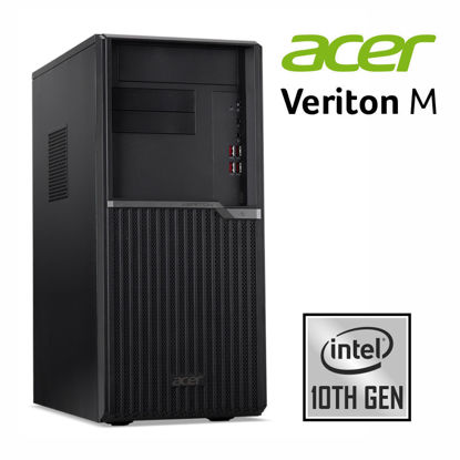 圖片 ACER 電腦 VM6670G I7-10700/8G/240G+1T W10P