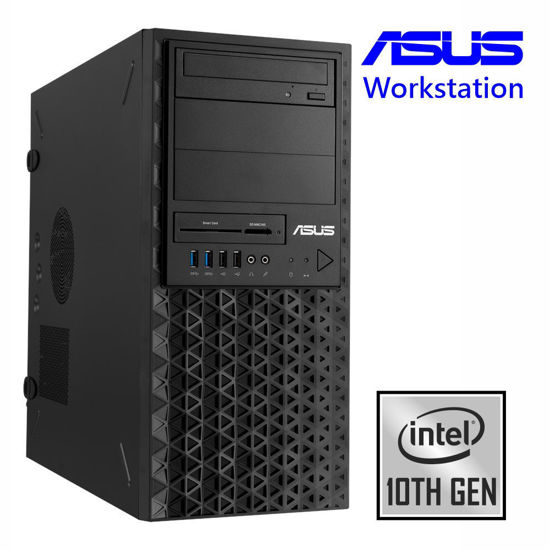 圖片 ASUS 桌上電腦 E500 G6 I7-10700/8G/1T W10P