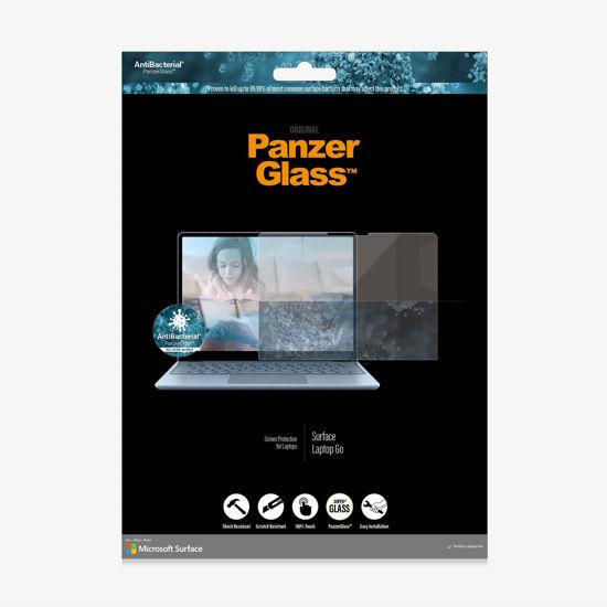 Picture of 北歐嚴選品牌Panzer Glass Surface Laptop Go 專用玻璃保護貼