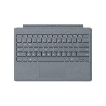 """圖片 """"拆封新品""""Microsoft Surface Pro Alcantara 鍵盤 白金色"""
