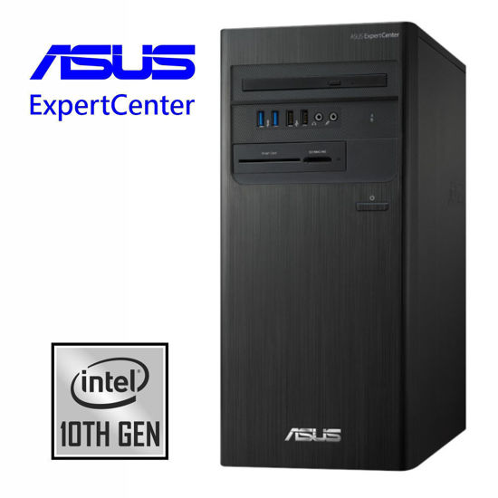 圖片 ASUS 桌上電腦 M700TA I5-10500/8G/256G+1T W10P/500W